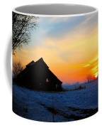November Barn 2 Coffee Mug