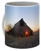 November Barn Coffee Mug