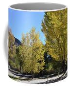 November Gold Coffee Mug