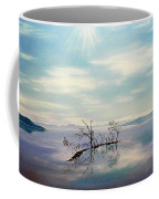 November On A Bavarian Lake Coffee Mug