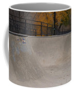 November Skatescape #4 Coffee Mug