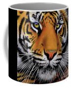 November Tiger Coffee Mug by Jurek Zamoyski