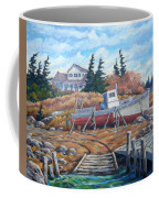 Novia Scotia Coffee Mug
