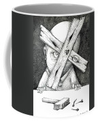 Now I'm Free To Have Any Point Of View Coffee Mug