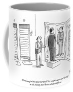Now Imagine How Good That Would Look Completely Sweated Through Coffee Mug