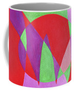 Now In Abstract Text Art Coffee Mug