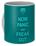 Now Panic 12 Coffee Mug