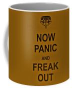 Now Panic 23 Coffee Mug