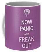 Now Panic 7 Coffee Mug