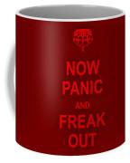 Now Panic 9 Coffee Mug