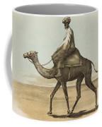 Noyes, Edward , Riding Camel Coffee Mug