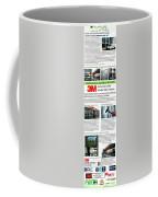 Nu-vue Window Films Infographics Coffee Mug