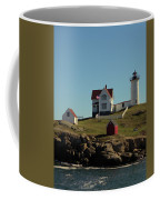 Nubble Light 4 Coffee Mug