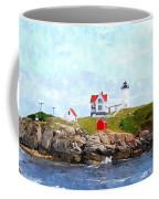 Nubble Light Nlwc Coffee Mug
