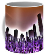 Nuclear Chicago Skyline Coffee Mug