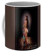 Nude African Woman 1728.069 Coffee Mug