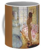 nude against the light 1908 Pierre Bonnard Coffee Mug