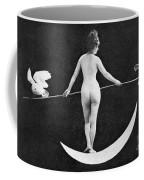 Nude Allegory, 1890s Coffee Mug