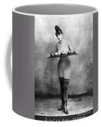 Nude And Apples, C1880 Coffee Mug