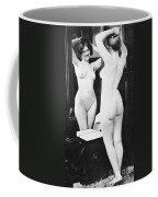 Nude And Mirror, 1902 Coffee Mug