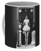 Nude As Ancient Musician Coffee Mug
