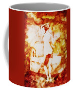 Nude At The Bath Coffee Mug
