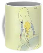 Nude Bathing Coffee Mug