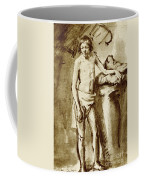 Nude Drawing For A Youth Coffee Mug