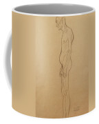 Nude Man Coffee Mug