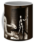 Nude Model  Coffee Mug