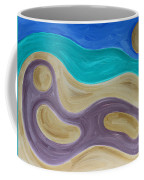 Nude On Beach Coffee Mug