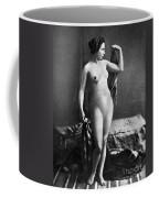 Nude Posing, C1855 Coffee Mug