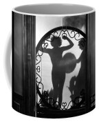 Nude Shadow, 1920s Coffee Mug