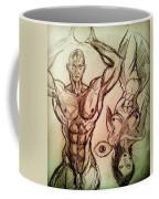 Nude Sketch 49 Coffee Mug