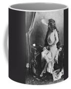 Nude Smoking, 1913 Coffee Mug