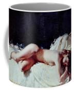 Nude Study Coffee Mug by Sir William Orpen
