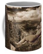 Nude Sunbather Coffee Mug