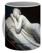 Nude Woman Coffee Mug