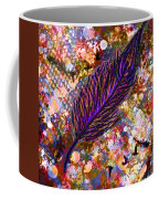Nujabes' Feather Coffee Mug