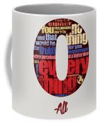 Number 0 Coffee Mug