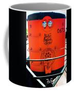 Number 0673 Train Coffee Mug