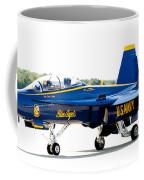 Number 4 Coffee Mug