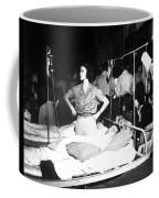 Nurse Adjusts Glucose Injection Coffee Mug by Stocktrek Images