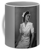 Nurse Rembrandt Lighting Coffee Mug