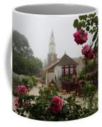 Nursery Garden Roses Coffee Mug
