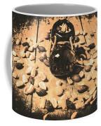 Nuts About Vintage Still Life Art Coffee Mug