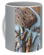 Nuts And Bolts Coffee Mug