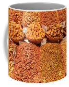 Nuts And Candy Coffee Mug