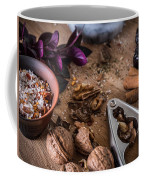 Nuts And Spices Series - Three Of Six Coffee Mug