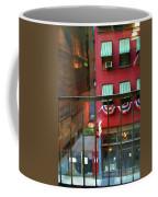 Ny Architecture Paint  Coffee Mug